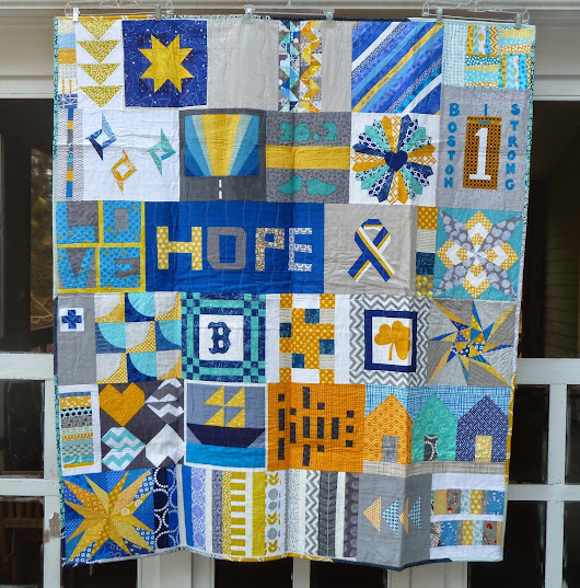 Quilts for Boston
