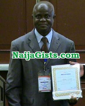 Prof. Maduike Ezeibe contact info