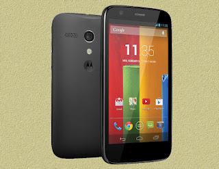 Moto G - smartphone