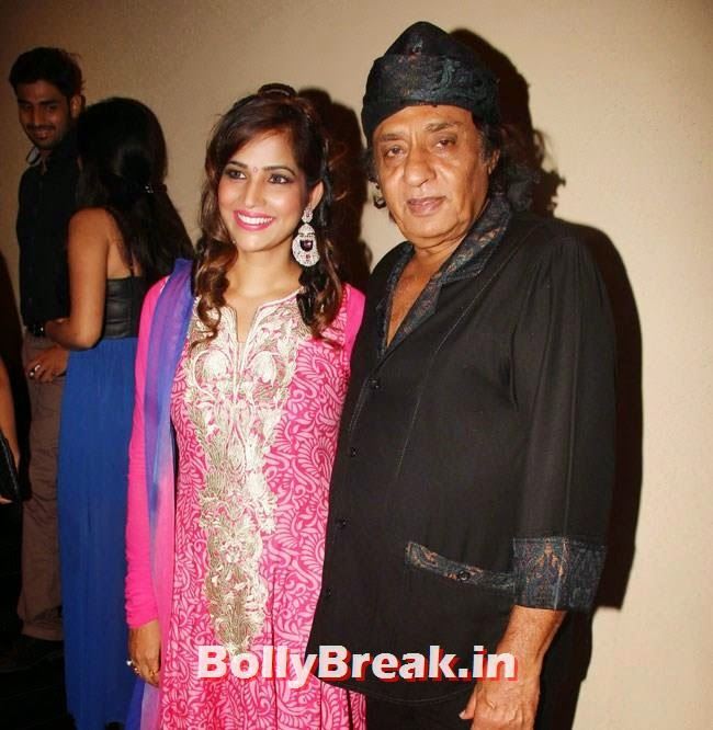 Tanisha Singh and Ranjeet, Celebs at Celebrations of Shatrughan Sinha Lok Sabha Election success
