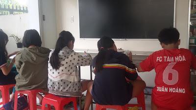 Gia sư lớp 6 tại Biên Hoà