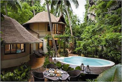 Villas del hotel