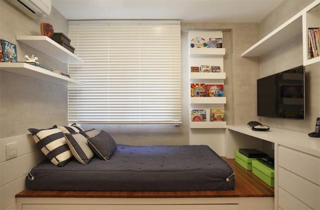 Dormitorios para chicos adolescentes for Dormitorio varon
