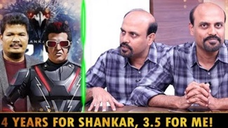 Bahubali is background VFX, 2.0 is character VFX! | VFX Supervisor Srinivas Mohan | TalksOfCinema