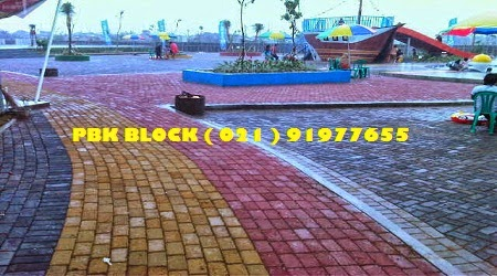 kontraktor paving block