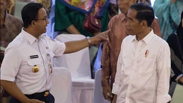 Jokowi Pindahkan Ibu Kota Negara, Ferry: Apa karena Anies Gubernur?