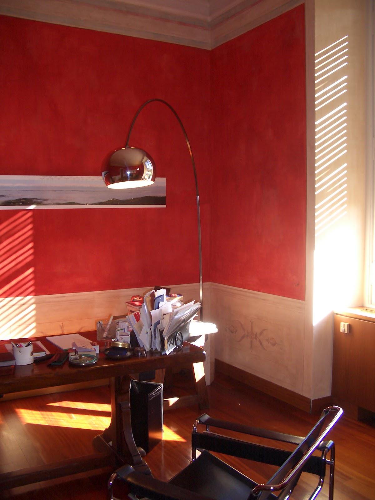 Come Il Bistro Rosso Pompeiano