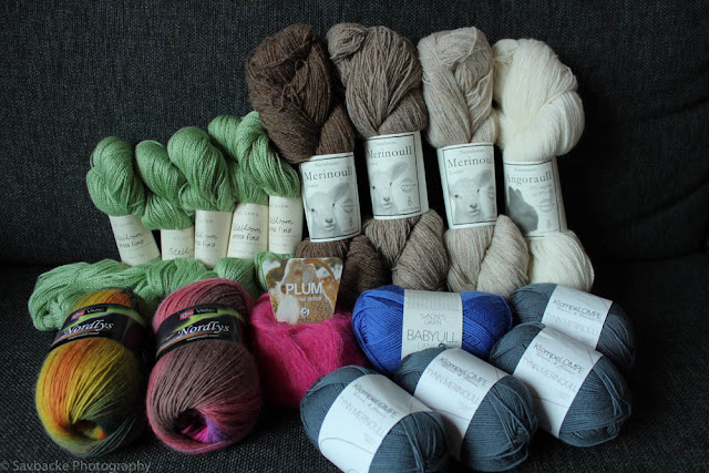 Norwegian yarn
