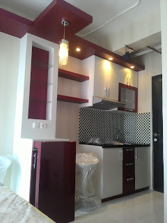 kitchen set-apartemen-paragon