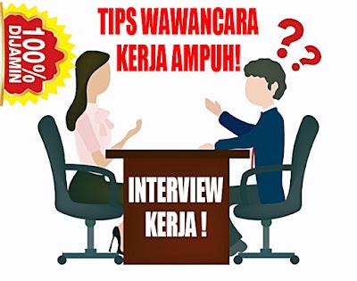 Hal yang Perlu Diperhatikan Agar Sukses saat Wawancara Kerja