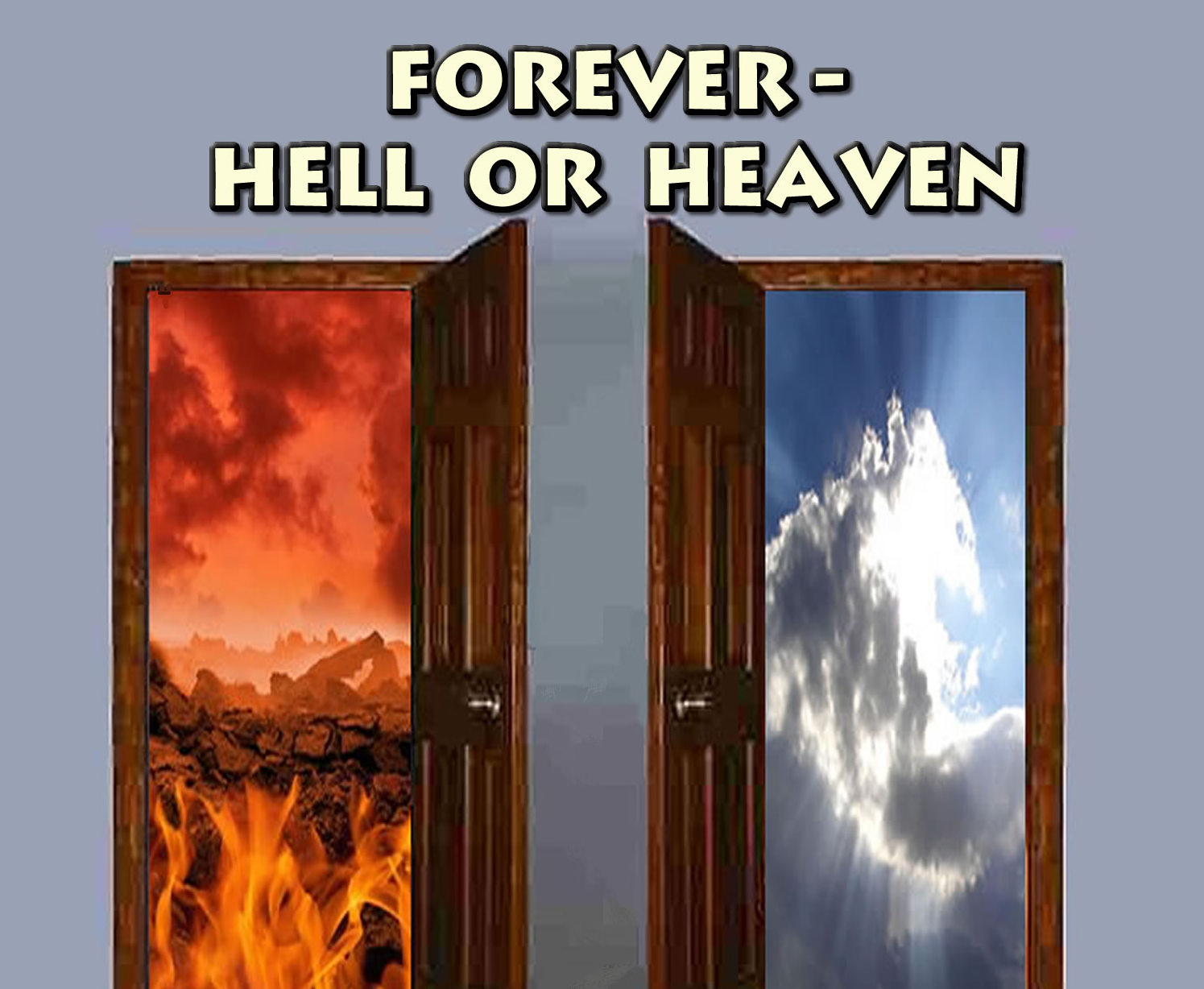 Heaven or Hell Quiz: Are You Going to Heaven or Hell?