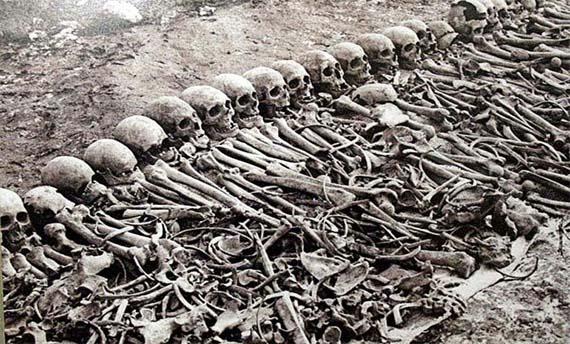 Contoh Kejahatan Genosida