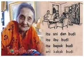 """Innalillahi... Guru Bangsa Siti Rahmani Rauf Penemu Metode Baca """"Ini Budi"""" Meninggal Dunia"""