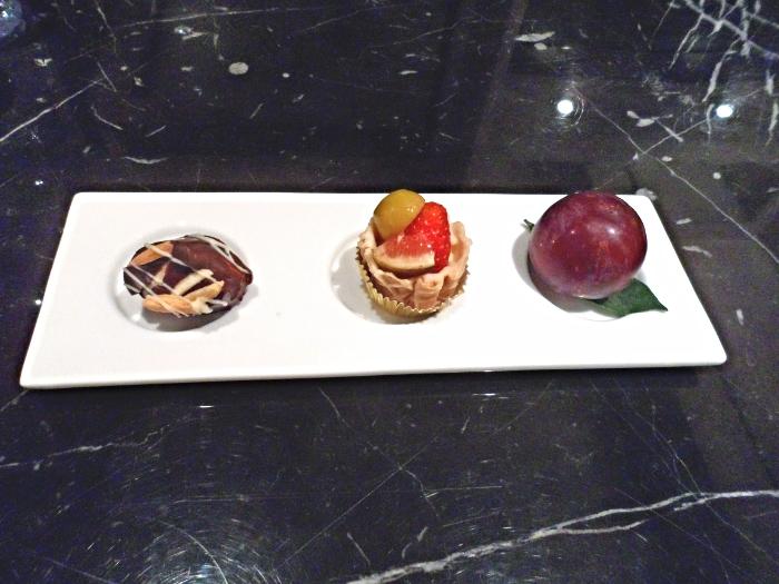 St Regis Beijing, welcome treat, Euriental