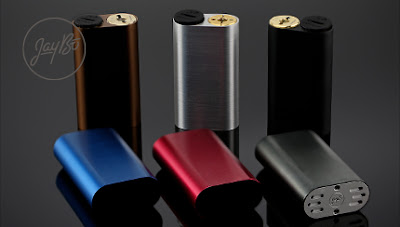 About JayBo Design's hybrid Noisy Cricket Mech Mod By Wismec