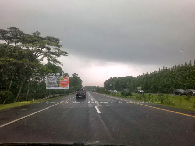 Foto Ilustrasi hujan.