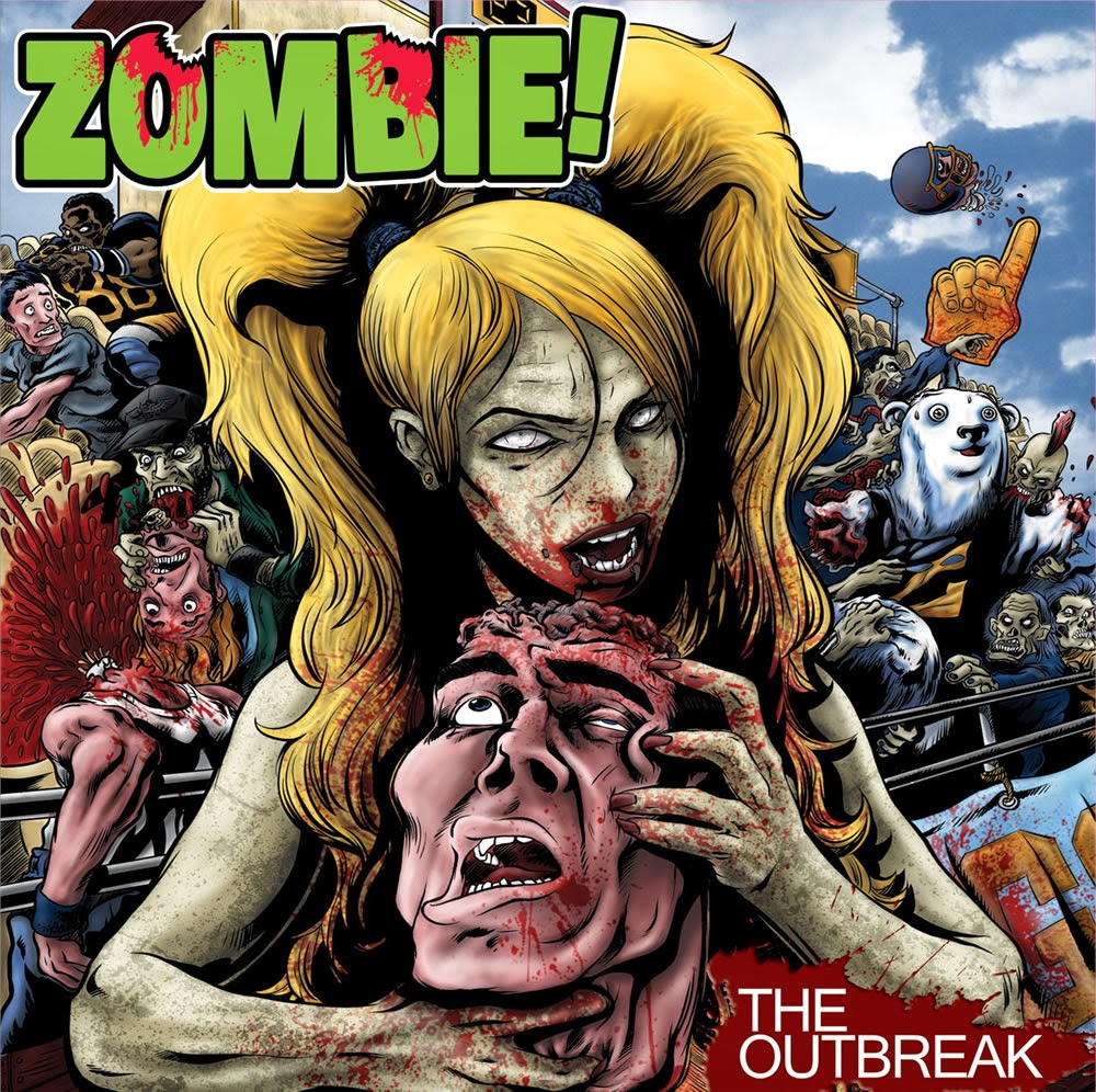 Zombie! - The Outbreak (cover)