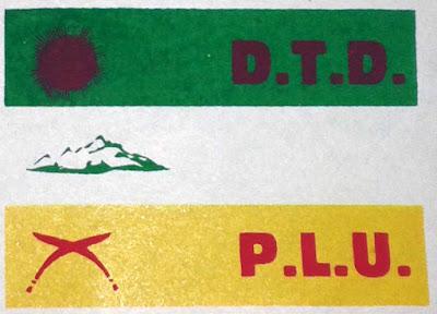 Darjeeling Terai Dooars Plantation Labour Union flag