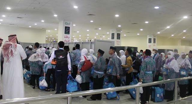 Tragedi 'Dodol' di Bandara Haji Jeddah