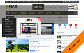 Download Template BMAG Sweetheme Responsive Gratis
