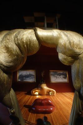 Mae West, Salvador Dalí