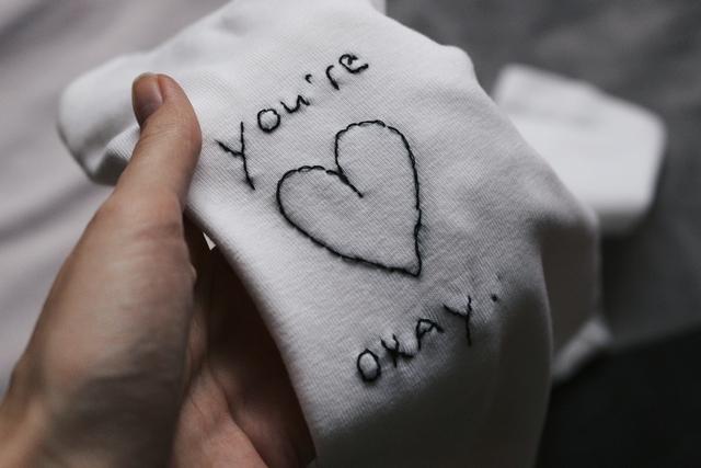 Populair Make people stare: How to   Zelf shirt borduren #XN05