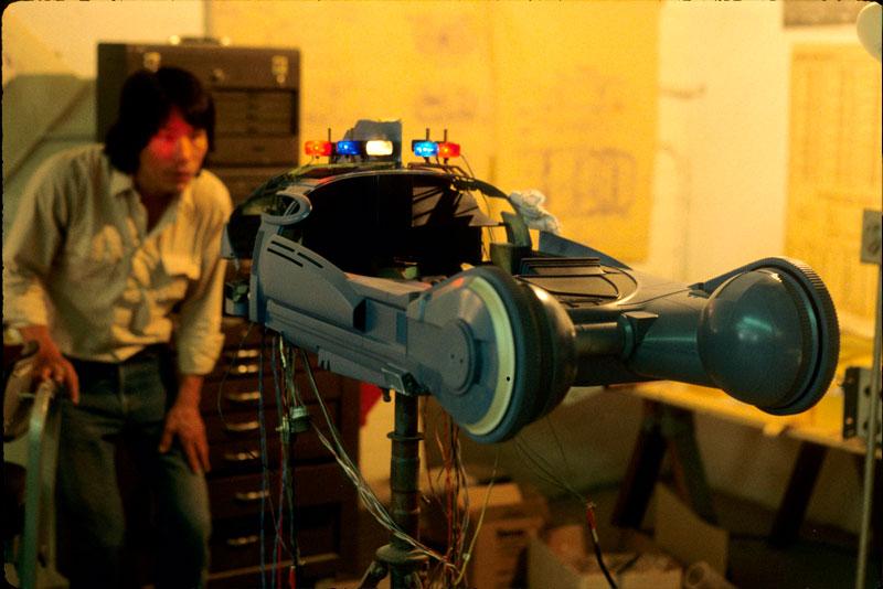 Blade Runner Rodaje 3