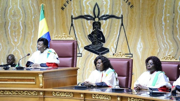 Gabon court orders PM to resign, dissolves parliament over delayed polls