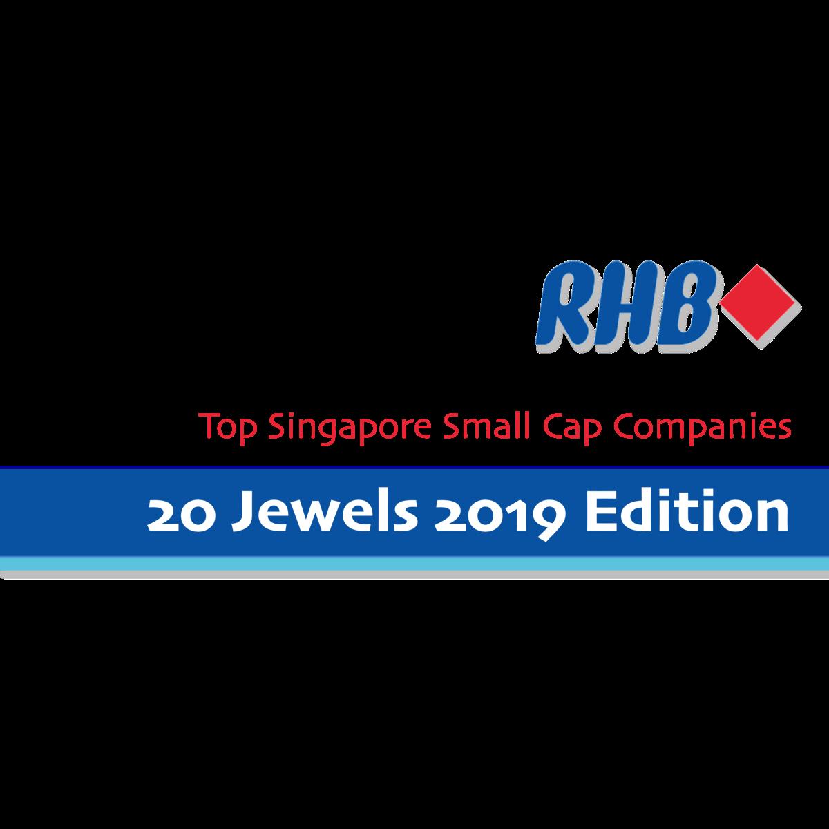 20 Jewels 2019 Edition - RHB Research | SGinvestors.io
