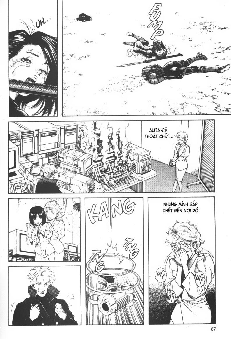 Battle Angel Alita chapter 44 trang 38