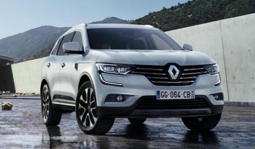 2017 Renault Koleos Design