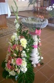 Arreglos Florales Para Bautizo O Presentación De Niños
