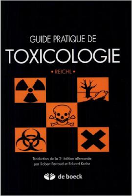 Télécharger Livre Gratuit Guide pratique de toxicologie pdf