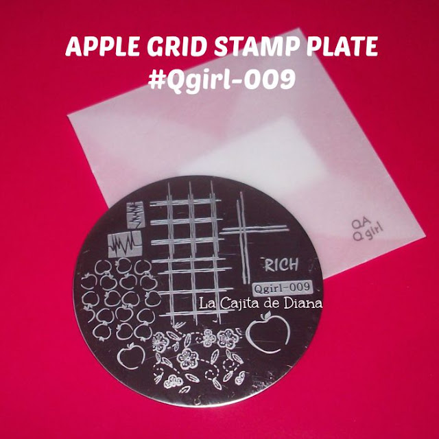Qgirl-009-stamping-plate