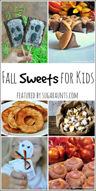 Recipe ideas for Fall Cooking with kids.