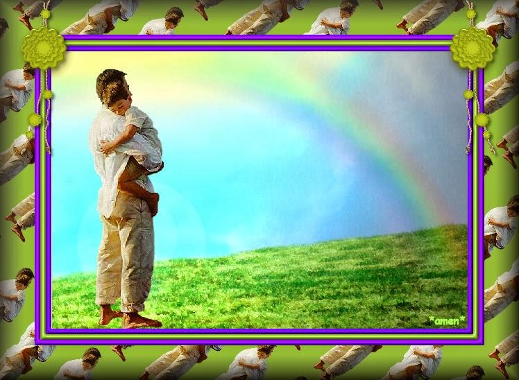 Fondo Dia Del Padre: ® Gifs Y Fondos Paz Enla Tormenta ®: SALUDOS DEL DÍA