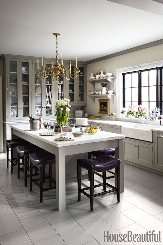 michael-maher-kitchen-118-1514476398 House Excursion: Vintage New Jersey Colonial Interior