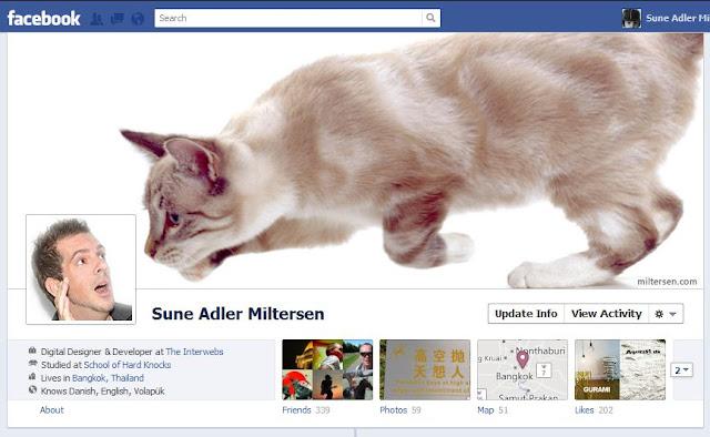 profil facebook keren