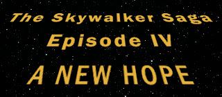 Star Wars, Episode IV, Episode VII, Episode VIII, Episode IX, Episode I, Episode II, Episode III, Disney, scroll, title