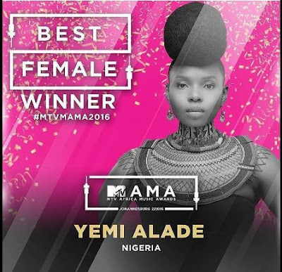 WATCH!!! Yemi Alade Amazing Freestyle On May Ds Ale Yi A
