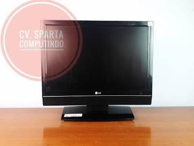 Ready Stock Monitor Lcd 19 in LG 19S4R Bisa untuk Tv