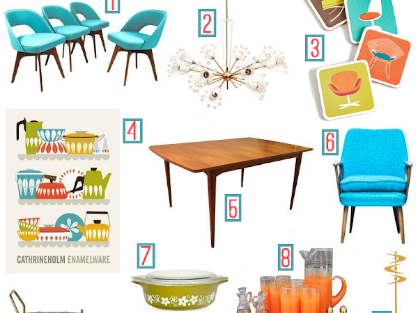 Mix n' Match Dining Chairs With Chairish