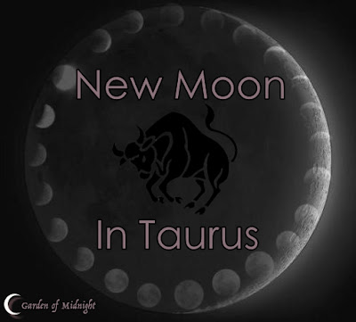 luna nuova toro fasi lunari