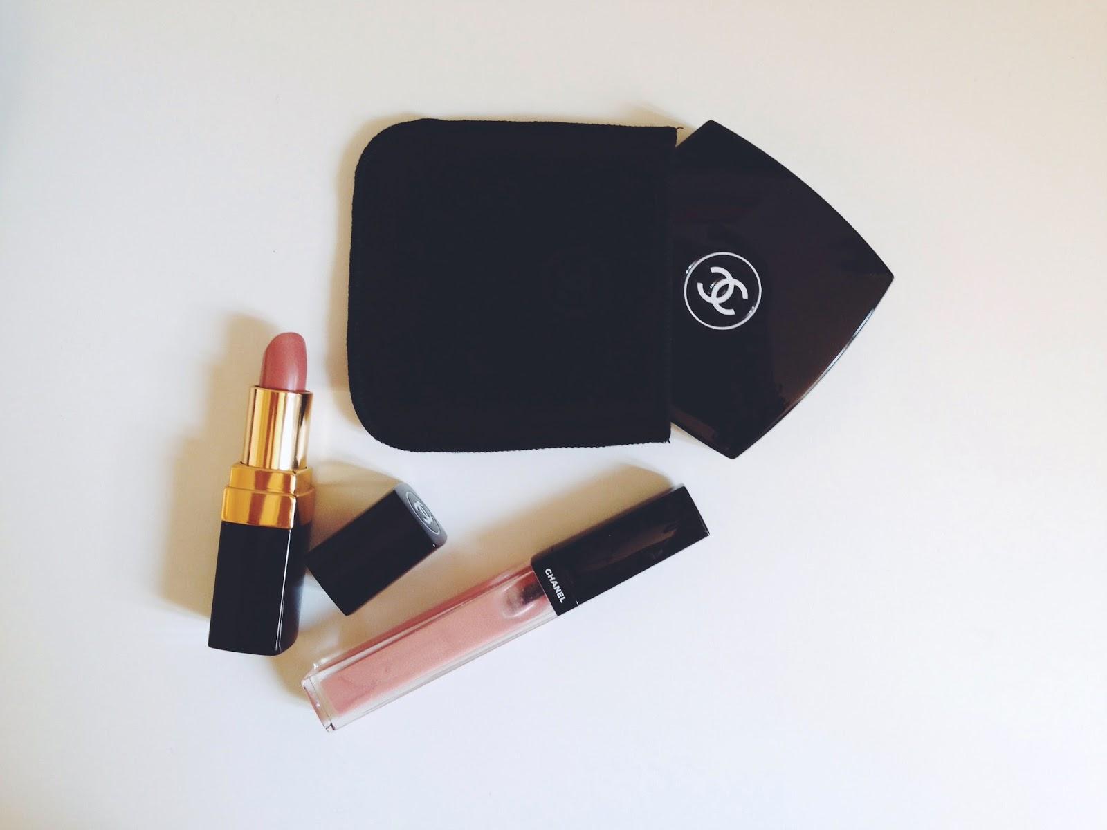 Chanel Makeup | Allegory of Vanity