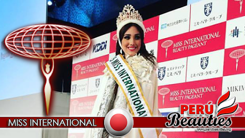 Venezuela es Miss International 2015