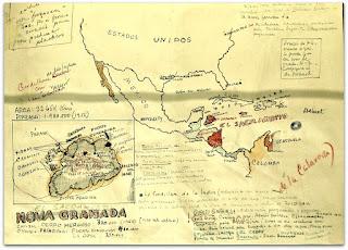 Mapa de El Sacramento (1964) - Érico Veríssimo