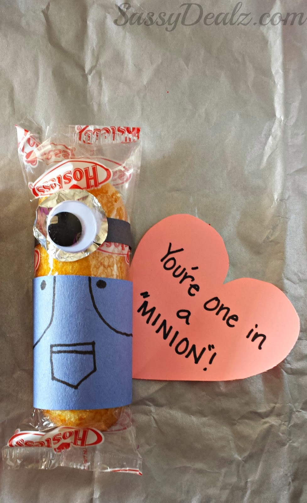 photo about You Re One in a Minion Printable referred to as Despicable Me \