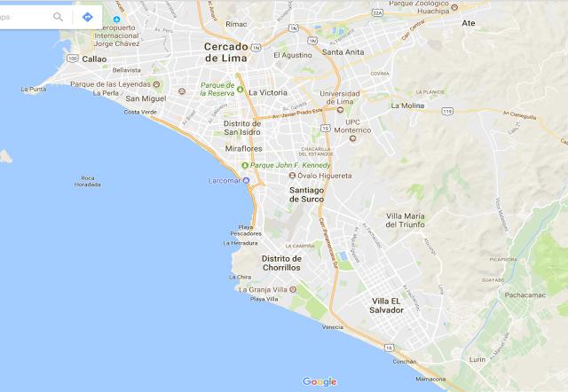 VILLA EL SALVADOR LIMA PERU SOCIAL PROJECTS - Where is lima