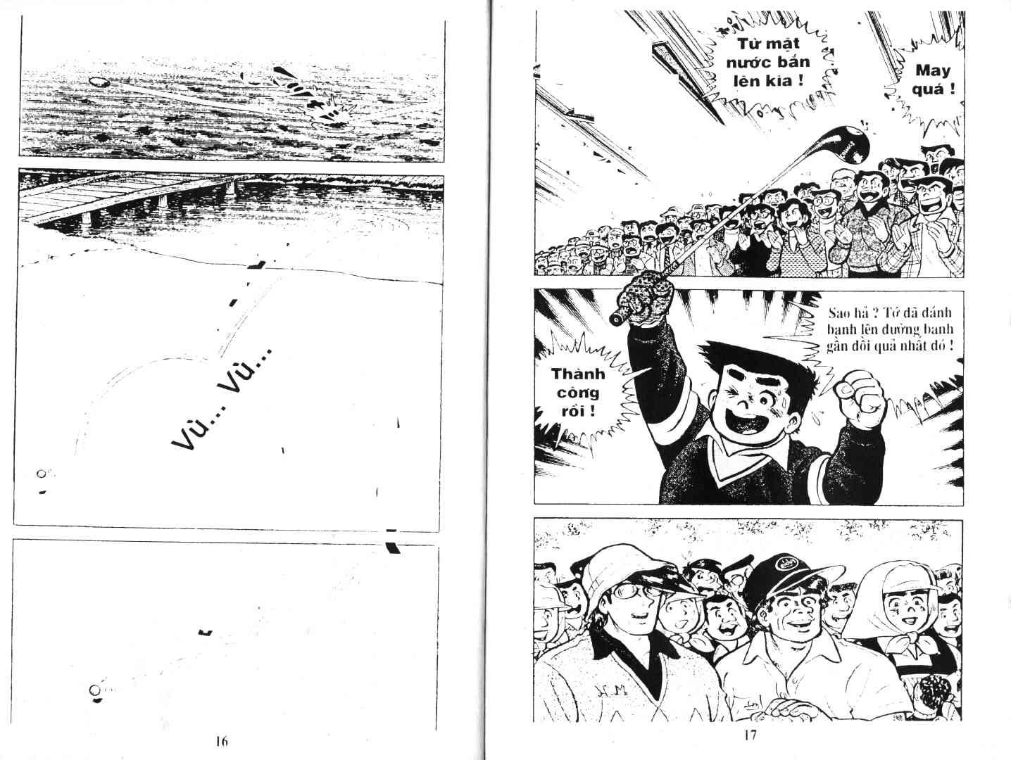 Ashita Tenki ni Naare chapter 43 trang 7