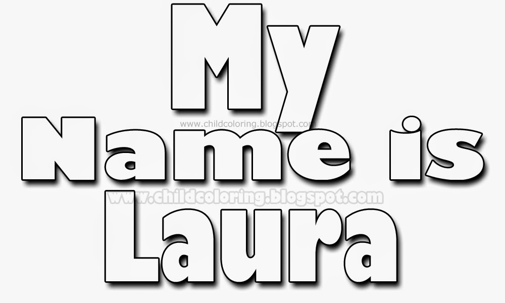 laura bubble letters - photo #14
